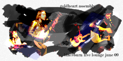 Goldheart Assembly live in Blackburn